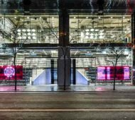 Adidas, Sport, Aktie, NY, Flagship, New York