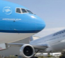 Air France KLM, Aktie, Fluggesellschaft