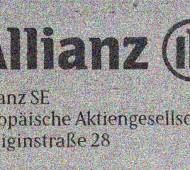 Allianz, Aktie, Börse, DAX