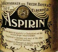 Bayer, Monsanto, Aspirin