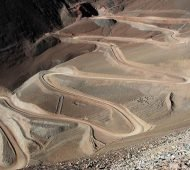 Barrick Gold, Mine, Aktie, Veladero