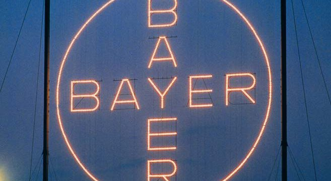 Bayer, Aktie, Kreuz, Cross, Monsanto
