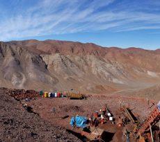 Camino Minerals, Kupfer, Peru