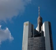 Commerzbank, Zentrale, Aktie, Frankfurt