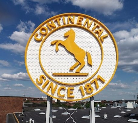 Continental, Aktie, Reifen