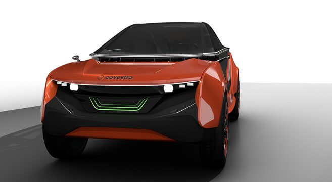 Covestro, Auto, E-Auto, E-Mobiliät, Elektroauto