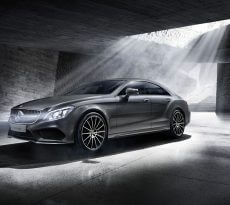 CLS Coupé Final Edition ;  CLS Coupé Final Edition;