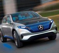 Daimler, Generation EQ, Elektroauto, E-Mobilität, Aktie