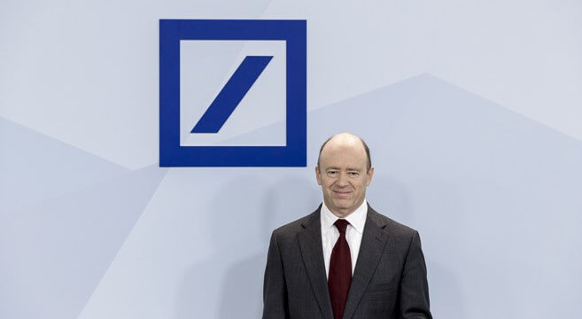 Deutsche Bank, Cryan