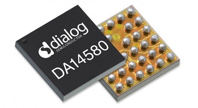 Dialog Semiconductor, Aktie, Chips, China, Apple