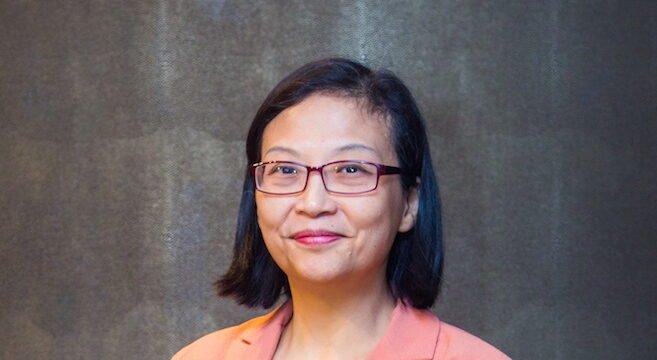 Doris Hsu CEO Globalwafers