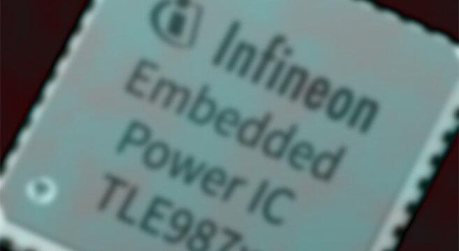 Infineon, Aktie, Chips, Halbleiter, Auto, Branche