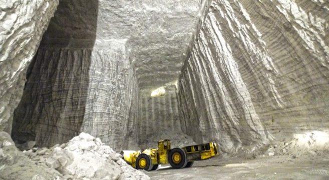 K+S, KS, Kali und Salz, Bergbau