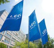 LEG immobilien, Aktie, Hauptsitz, Düsseldorf