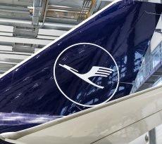 Lufthansa, Logo, Aktie
