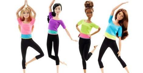 Mattel, Barbie, Aktie, Move