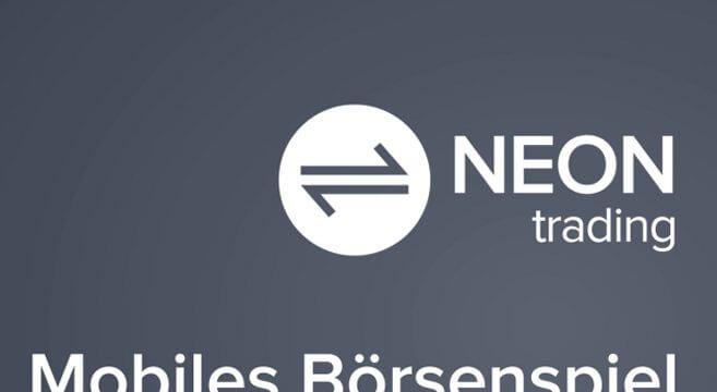 Neon Trading, Börsenspiel, Trading, App, Broker