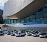 BMW, BWM Welt, Elektroauto, i3