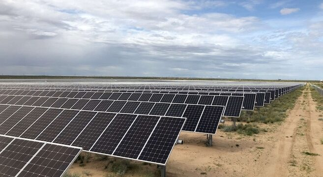 RWE Solar Texas