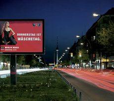 Ströer, Stroeer, Werbung, Billboard, Berlin