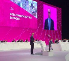 Telekom, HV, Hauptversammlung, Aktie