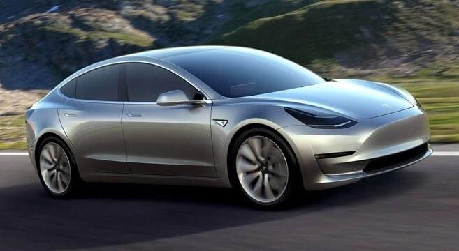 Tesla, Auto, Aktie