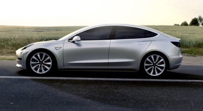 Tesla, Modell 3, Aktie, Börse, Auto,