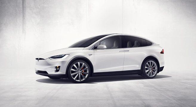 Tesla, Aktie
