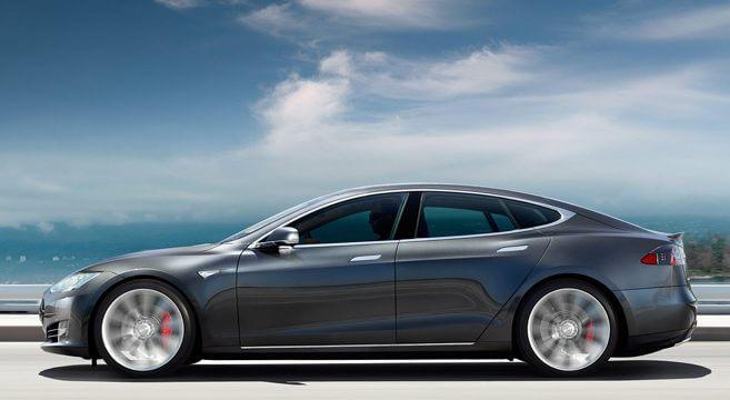 Tesla, Aktie, Modell S