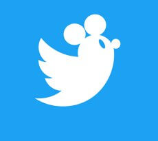 Twitter, Disney, Mickey, Aktie